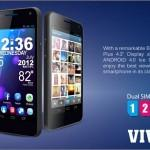 Смартфон BLU Vivo 4.3 – двухсимник с Super AMOLED Plus