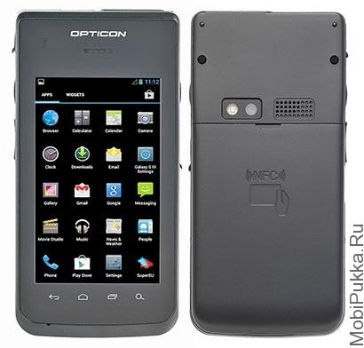 Rugged PDA Opticon H27