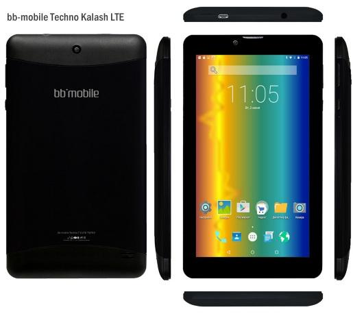 bb-mobile Techno Kalash LTE TQ763I